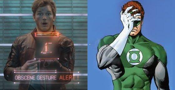 DC nie chce kopiować Marvela: Green Lantern Corps to nie Strażnicy Galaktyki