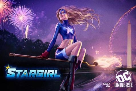 Stargirl jednak nie na DC Universe? The CW może przejąć serial