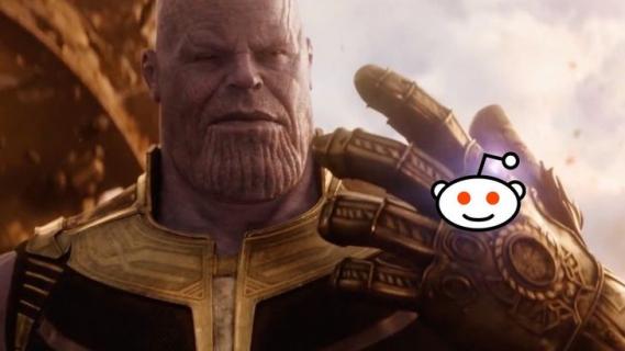 Josh Brolin pomoże zbanować fanów Thanosa z Reddita? Jest petycja