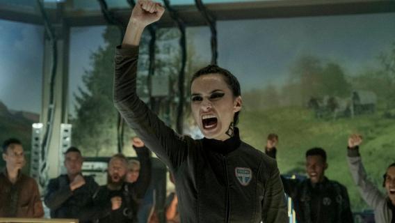 Najlepsze seriale science fiction 2018 roku