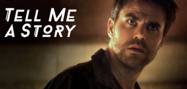 Paul Wesley w mrocznym serialu. Zwiastun Tell Me a Story