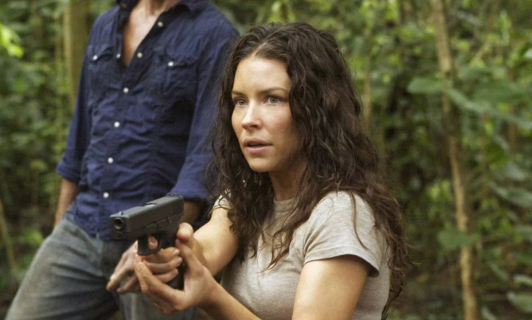 Evangeline Lilly o traumie związanej z rozbieranymi scenami w serialu Zagubieni