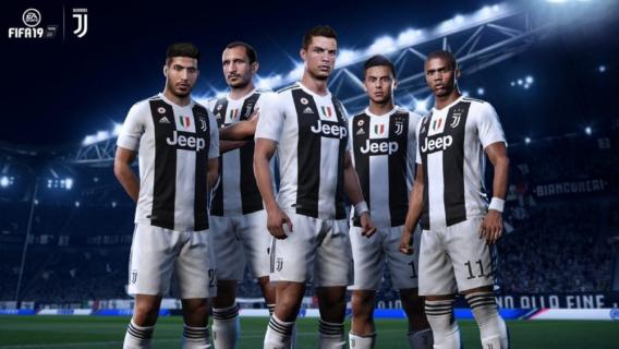 EA ma problem z Ronaldo. Twórcy serii FIFA przyglądają się sprawie