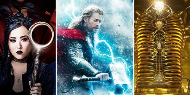 Najpotężniejsze artefakty w MCU – czym walczy Thanos, a czym Avengers?