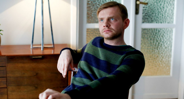 Rafał Zawierucha w kolejnym zagranicznym filmie. Zagra główną rolę