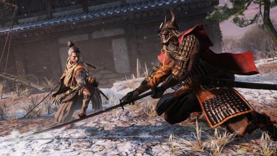 Brutalna rozgrywka w Sekiro: Shadows Die Twice