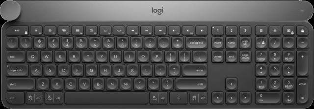 Logitech Craft: kreatywność to podstawa – test klawiatury