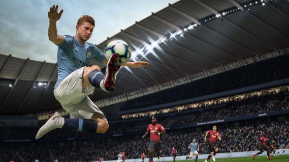Zwiastun FIFA 19. EA Sports dystansuje się od Ronaldo