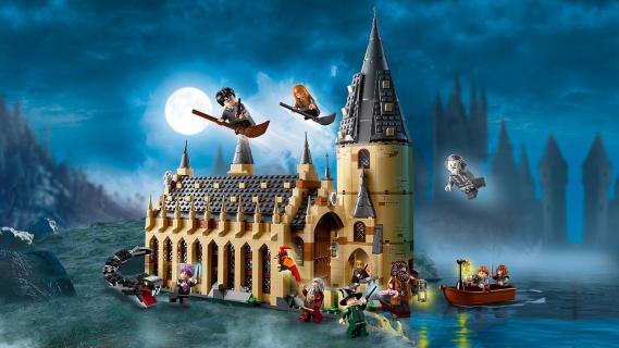 LEGO Harry Potter – propozycje świątecznych prezentów