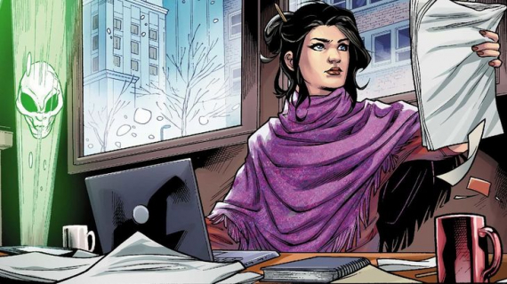 Kto powinien zagrać Lois Lane w Arrowverse?