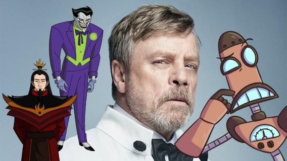 Mark Hamill to nie tylko Luke Skywalker. Zestawienie ról dubbingowych