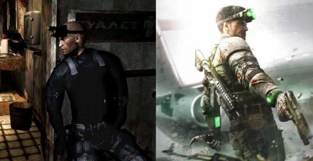 Sam Fisher wstecznie kompatybilny. Dwie gry z serii Splinter Cell trafiły na Xboksa One