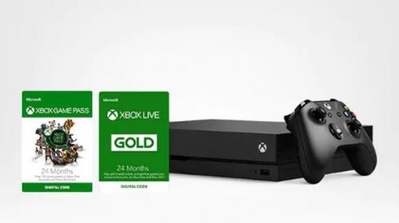 Nietypowa oferta Microsoftu. Konsola Xbox One dodatkiem do abonamentu