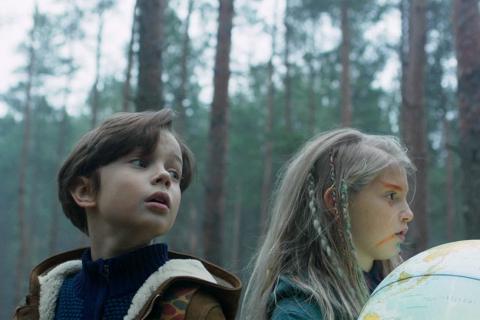 Dzień czekolady – Ogrodnik, Kot i Cielecka na pierwszym plakacie filmu