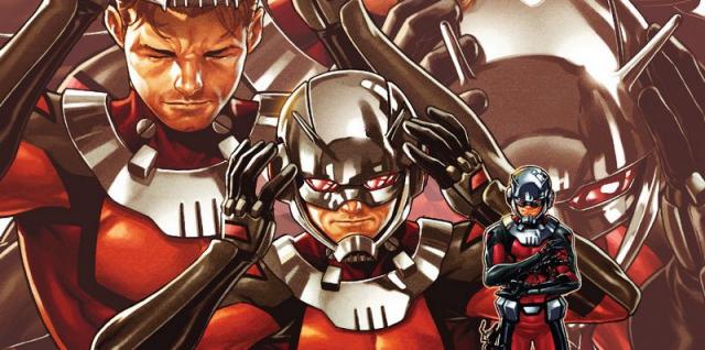 Ant-Man: Druga szansa – recenzja komiksu
