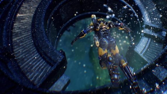 Anthem w akcji. Zobacz gameplay z nowej gry BioWare