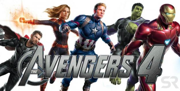 Avengers 4 – fanart z Captain Marvel i Wojna bez granic à la Stranger Things