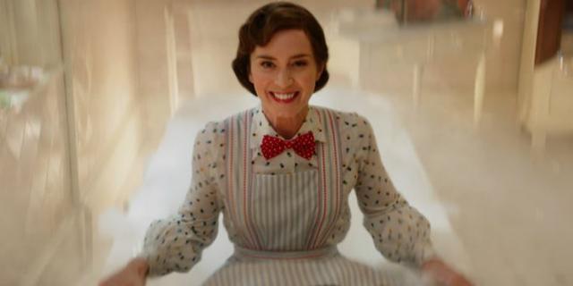 Mary Poppins powraca – posłuchaj dwóch piosenek z filmu