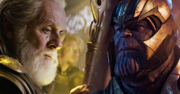 Teoria o MCU: To nie Thanos, a Odyn zebrał Kamienie Nieskończoności pierwszy