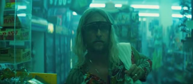 Matthew McConaughey jako życiowy buntownik. Zwiastun filmu The Beach Bum