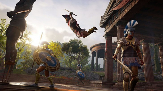 Assassin's Creed: Odyssey z kolejnym starym znajomym z serii