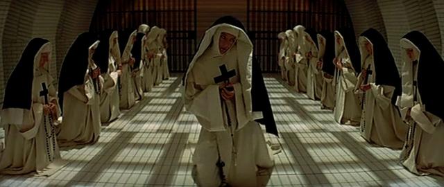 Opętana zakonnica to napalona zakonnica, czyli nunsploitation