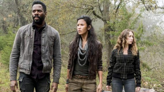 Fear the Walking Dead – twórcy o finale 4. sezonu