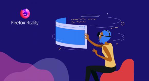 Firefox Reality. Przeglądarka VR od firmy Mozilla