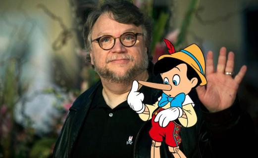 Guillermo del Toro dopiął swego. Stworzy poklatkową animację o Pinokiu dla Netflixa