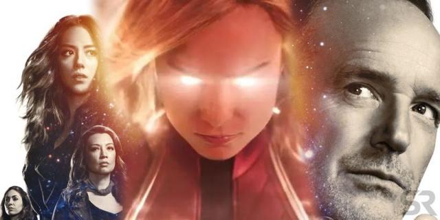 MCU – Agenci T.A.R.C.Z.Y. nawiązali do Kapitan Marvel już w 1. sezonie?