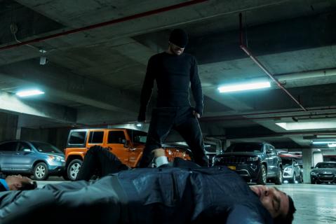Daredevil – nowe zdjęcia z 3. sezonu. Bohater i jego przeciwnicy w akcji