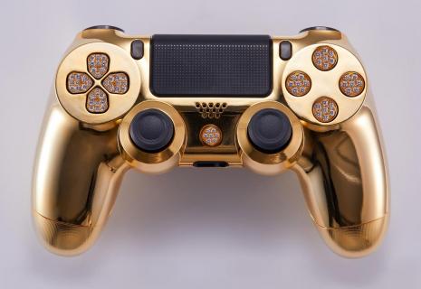Kontroler do PS4 za 14 tysięcy dolarów