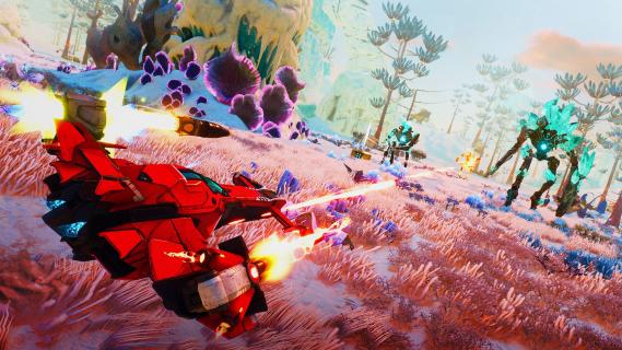 Dziś premiera Starlink: Battle for Atlas. Zobaczcie nowy zwiastun gry