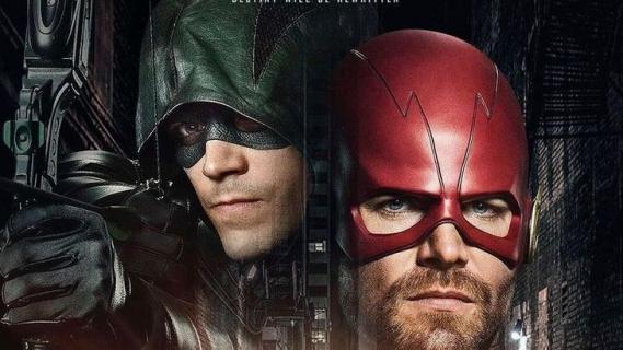 Crossover Arrowverse – bohaterowie w Gotham City. Nowe zdjęcia z planu