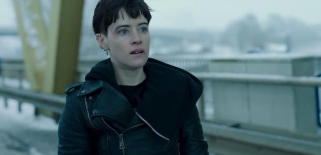 Dziewczyna w sieci pająka – Claire Foy jako Lisbeth Salander. Nowy klip wideo