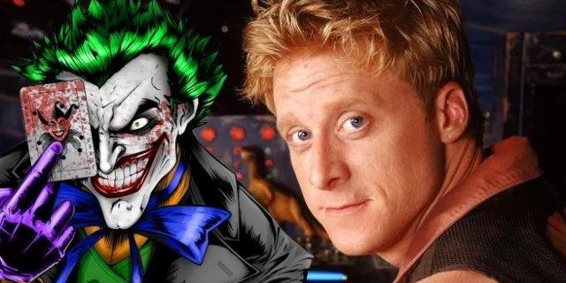 Alan Tudyk jako Joker w animacji o Harley Quinn