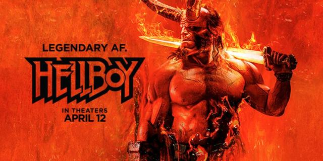 Hellboy – wyciekł zwiastun nowej wersji przygód mrocznego superbohatera