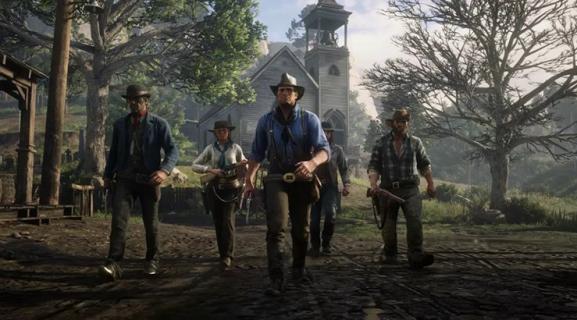 Red Dead Redemption 2 – Polak z gościnnym występem w grze. Zobacz wideo