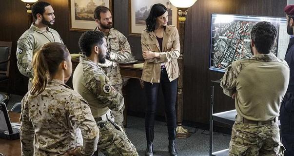 SEAL Team: sezon 2 odcinek 2 i 3 – recenzja