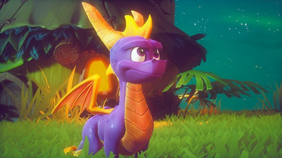 Spyro: The Reignited Trilogy – zwiastun z polskim dubbingiem