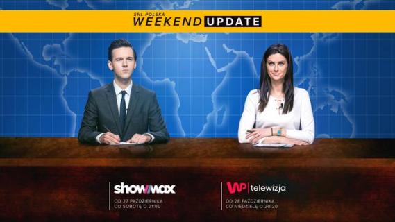 SNL Polska – Weekend Update – nowe odcinki jeszcze w październiku