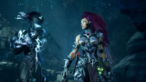 Darksiders III lepsze po najnowszej aktualizacji gry