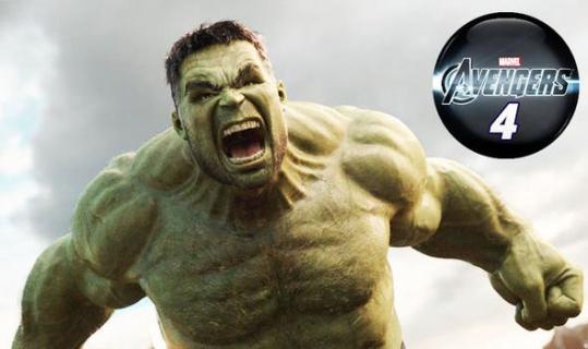 Avengers 4 – Hulk wychodzi z Hulkbustera. Zobacz fanart