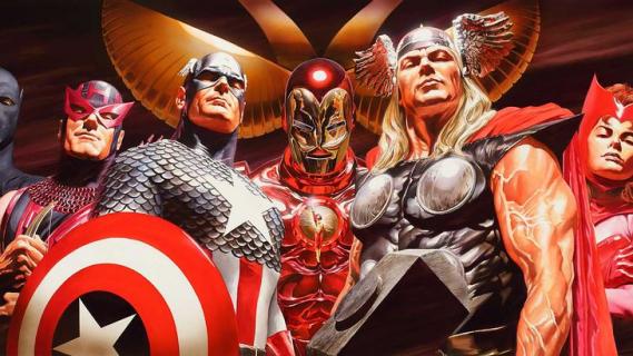 Komiks wszech czasów? Marvel świętuje ważną rocznicę – zobacz okładki