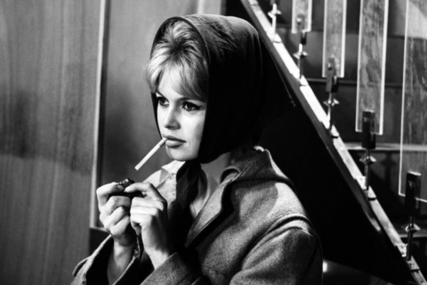 Joanna Opozda jako symbol seksu. Poznajcie Polkę, która zagra Brigitte Bardot