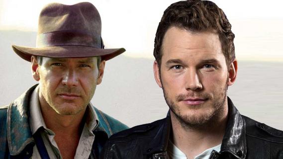Deepfake: tak Chris Pratt wyglądałby jako Indiana Jones