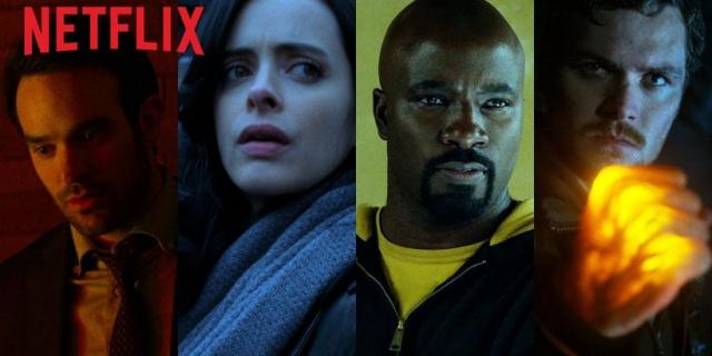 Netflix i jego superbohaterowie. Co dalej z serialami Marvela?