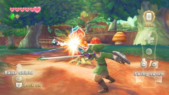 The Legend of Zelda: Skyward Sword – remaster na Switcha w planach Nintendo?