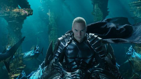 Aquaman 2 – Orm nie będzie złoczyńcą. Tak twierdzi Patrick Wilson