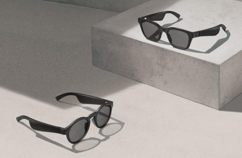 Okulary od Bose z systemem rzeczywistości rozszerzonej